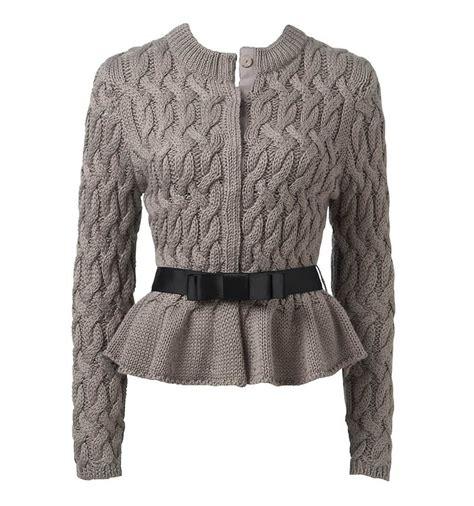 peplum knitting patterns 17 best ideas about knit jacket on tejidos