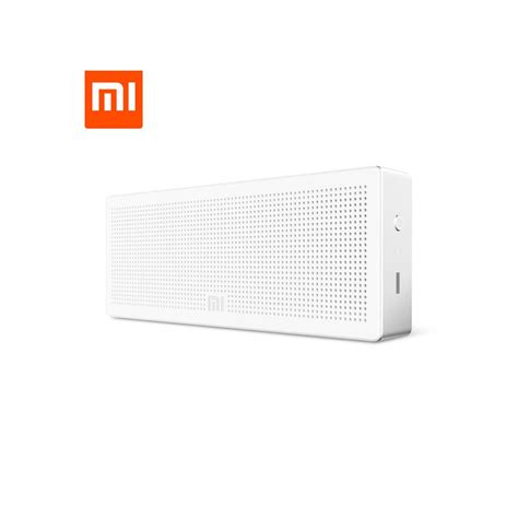 Xiaomi Square Box xiaomi mi square box bluetooth speaker 2 with mic