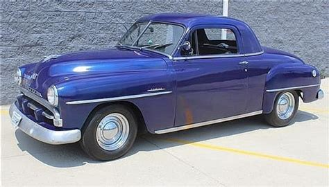 1951 plymouth coupe 1951 plymouth concord business coupe 2 door used classic