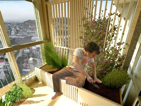 plant room clip on plant room adds green space to apartment buildings