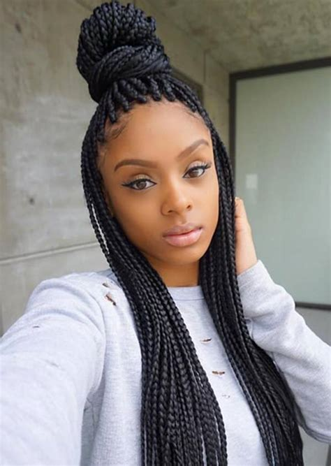 Jumbo Braid Hairstyles by 55 Of The Most Beautiful Jumbo Box Braids To Inspire Your