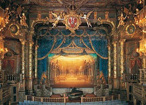 margravial opera house bavarian palace department margravial opera house in bayreuth