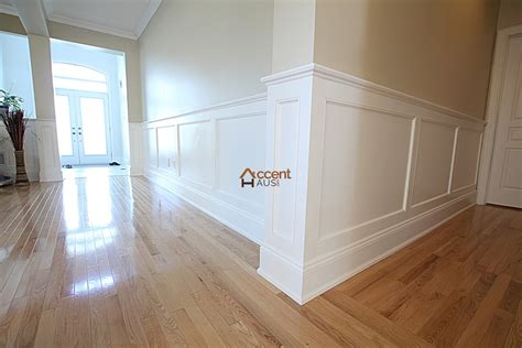 Types Of Wainscoting Designs Wall Paneling Wainscoting Accent Haus Custom