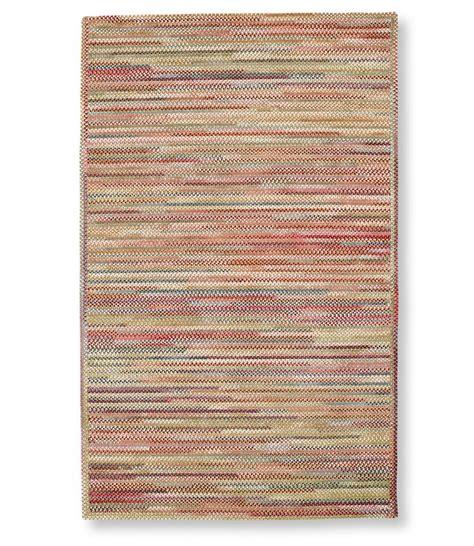 ll bean chenille braided rug chenille horizontal braided rug flooring