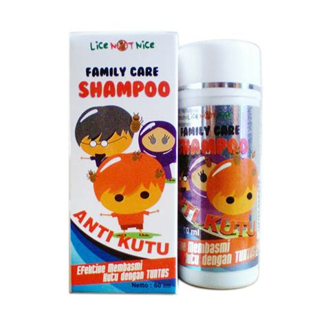 Harga Family Care Shoo Anti Kutu new product shoo anti kutu so anti kutu anti