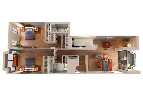 3 bedroom apartments utilities included home design