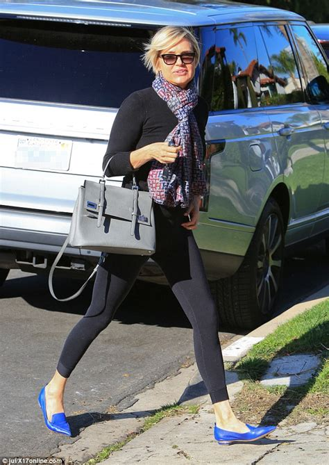 yolanda foster looks so good yolanda foster looks chic after confronting rhobh co stars