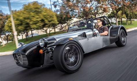 caterham cars specifications prices pictures top speed