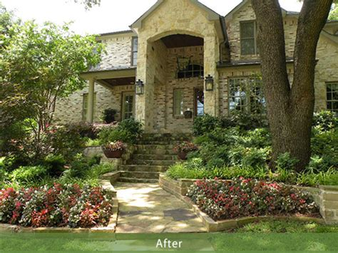 bagget residence dallas tx scapes incorporated