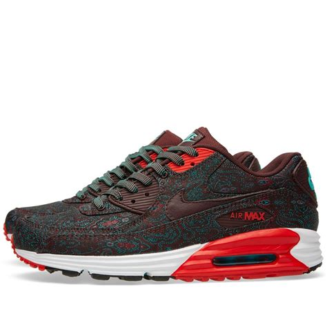 Airmax 90 Paisley price 71 nike air max lunar90 paisley suit and tie pack