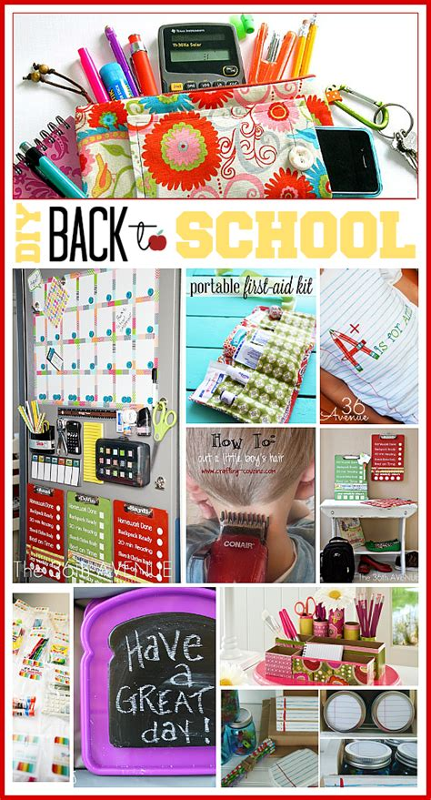 diy projects for high school diy back to school ideas the 36th avenue