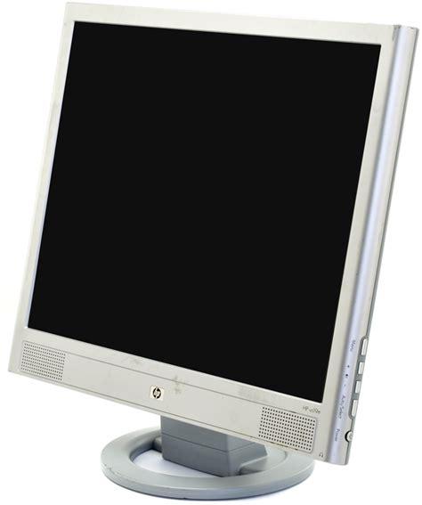 resetting hp monitor hp compaq vs19e grade c 19 quot lcd monitor