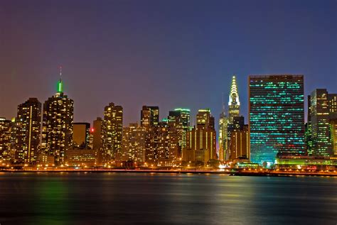 New York by New York Skyline Pictures