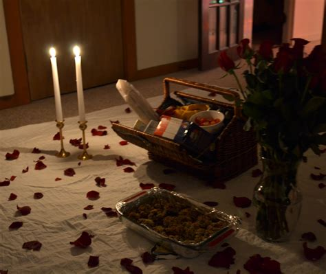 planning a romantic evening at home exquisite banana surprise quot french quot picnic