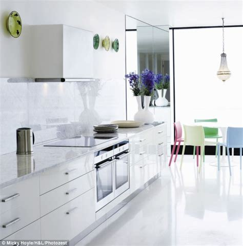 Ikea Kitchen Event by Cool Minimalist Kitchen Daily Mail Online