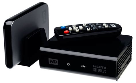 Western Digital Wd Tv Hd Media Player wd tv hd media player pour relier disques durs et tv