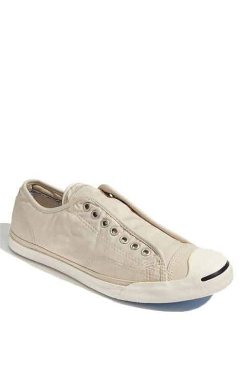 purcell slip on sneakers converse purcell lp slip on sneaker in beige