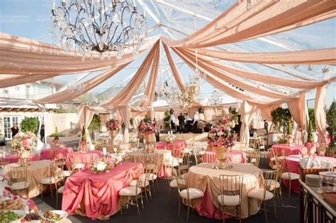 wedding tent decoration ideas venues