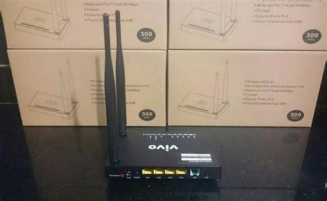 Usb Vivo modem roteador wifi vivo speedy original lacrado saida