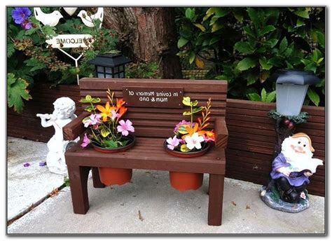 garden bench made from decking garden bench made from decking decks home decorating