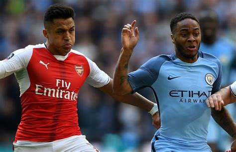 alexis sanchez raheem sterling arsenal to submit second offer to swap alexis sanchez with