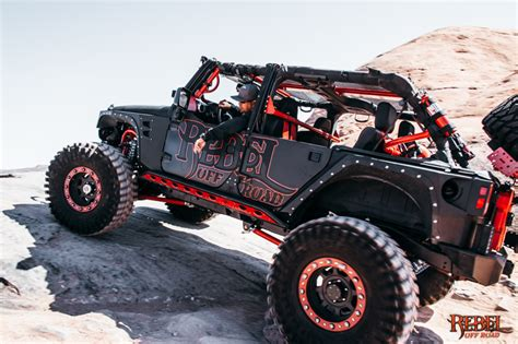 2016 jeep rebel rebel road goes to easter jeep safari 2016 jeep