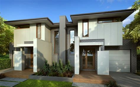 house design companies australia duplex designs dual occupancy home designs metricon
