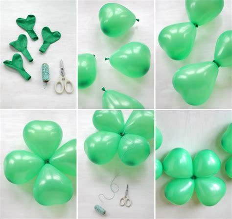 shamrock decorations home shamrock balloons