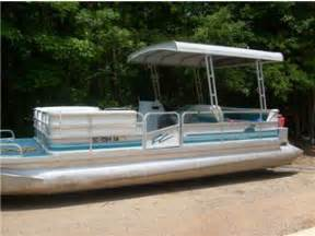 24ft pontoon boat 4 sale riviera cruiser great boat w trailer new pictures look
