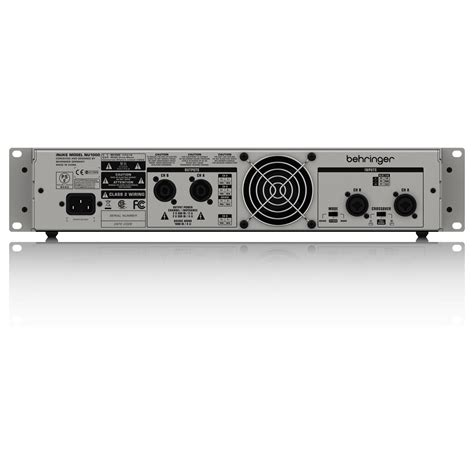 behringer inuke nu1000 power at gear4music