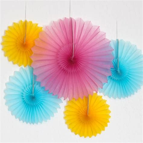 How To Make Tissue Paper Pinwheels - tissue paper wheels paper pinwheels tissue pinwheels