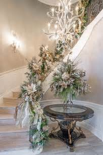 19 stunning christmas staircase decorations godfather style