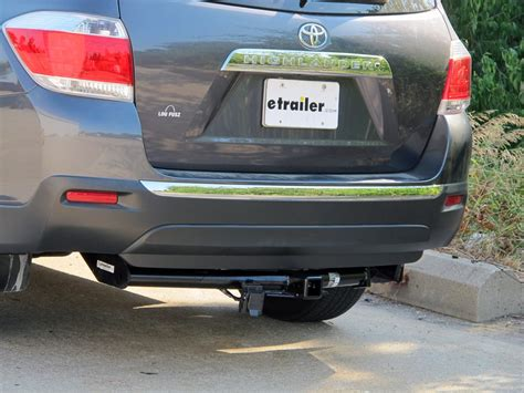 Tow Hitch For Toyota Highlander Trailer Hitch For 2012 Toyota Highlander Draw Tite 75726