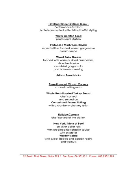 best 28 christmas menu ideas for large groups martin s