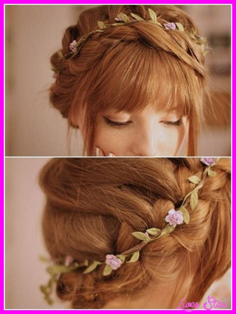 cute hairstyles for long cute hairstyles for long hair tumblr prom livesstar com