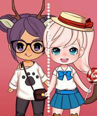 Rinmaru Chibi Maker Game
