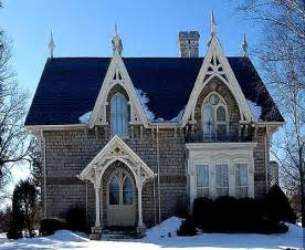 Gothic Revival House by Gothic Revival Gothic Revival Amp Others Pinterest
