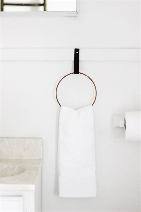 bathroom hand towel holder ideas best 25 hand towel holders ideas on pinterest farmhouse towel rings industrial