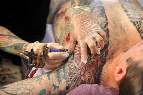 whether covered or brazen tattoos make a statement the