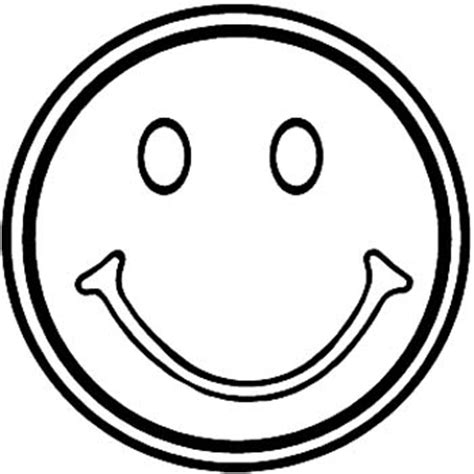 Smiley Faces Free Coloring Pages Smiley Coloring Page