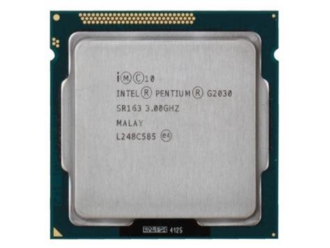 Processor Intel Dual G2030 3 0ghz Tray With Fan intel pentium g2030 dual 3 00ghz 3m cpu processor sr163 lga1155 tray buy at a low