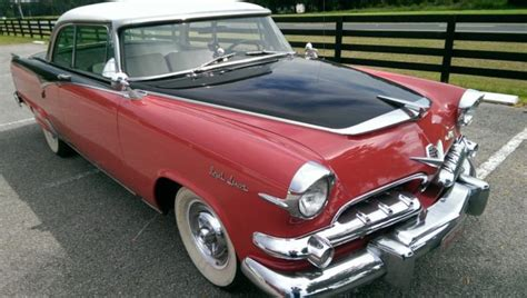 dodge hemi motor 1955 dodge royal lancer 2 door hardtop hemi motor