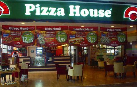 The House Of Pizza by Pizza House Dan Bayilik Fırsatı