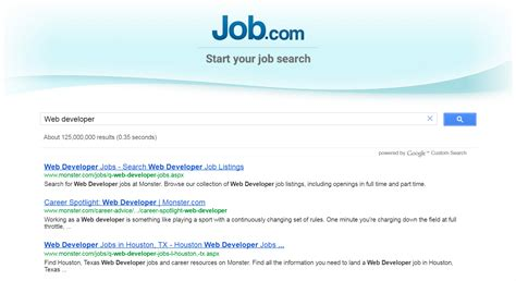 101 of the best job search websites the resume template site