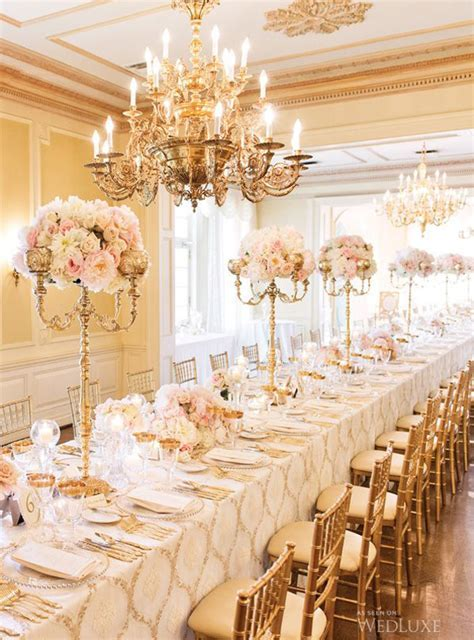 2016 Vintage Glam Wedding Cake table Decorations Archives