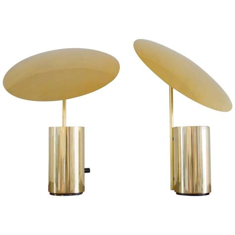 half nelson table l pair of brass george nelson half nelson table ls
