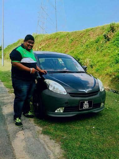 Cermin Tepi Kereta Myvi kereta taukeh jambu ditemui dengan bantuan pengikut instagram berita hiburan mstar