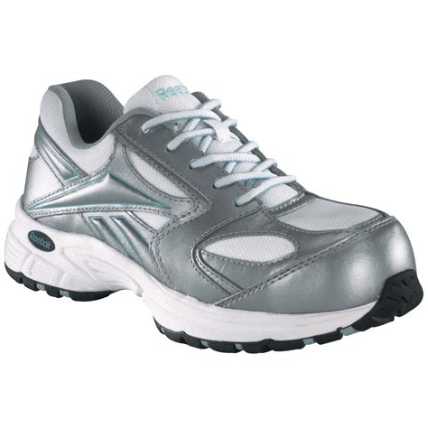 composite toe running shoes s reebok 174 composite toe cross trainers gray