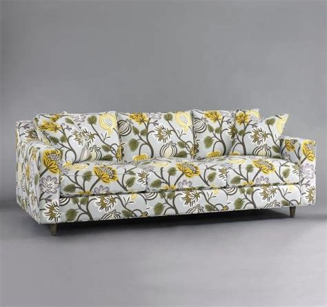 patterned fabric sofas the larkin sofa