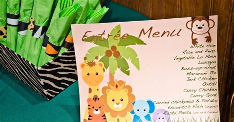 King Jungle Baby Shower Theme by Planning Pretty Things King Of The Jungle Baby Shower A Juneplumm